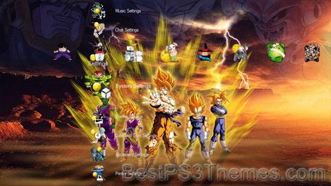 Dragonball Z Theme 3