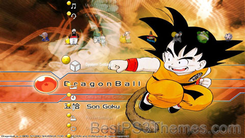 DragonballZ_versionD (2.50 Update) Theme
