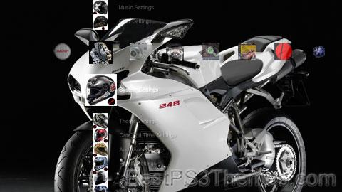 Ducati 848 Theme