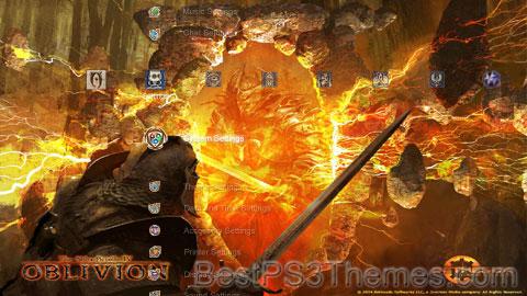 The Elder Scrolls IV: Oblivion Theme