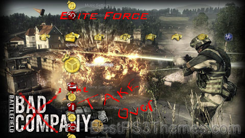 Elite Force Battlefield: Bad Company Theme