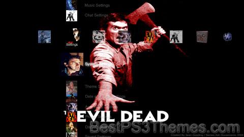 Evil Dead Theme