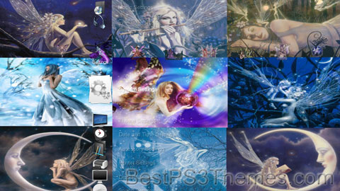 Fairy Dream Theme