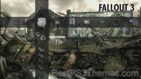 Fallout 3 Theme 3