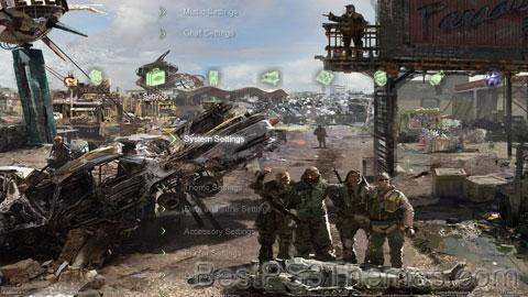 Fallout 3 Test Theme