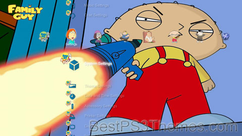Family Guy v1.1 Theme