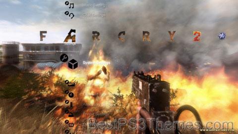 FarCry2 Theme 2