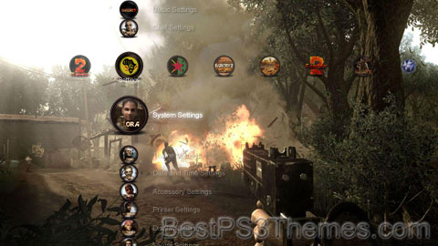 Far Cry 2 Theme 3