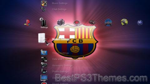 FC Barcelona (2.42) Theme 3