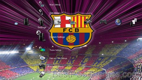 ���� ����� ������� ������ ���������� FC-Barcelona