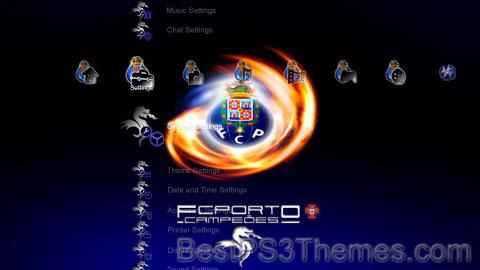 FCporto Theme