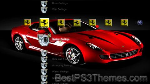 Ferrari 612 Theme