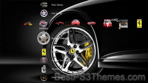 Ferrari Theme 4