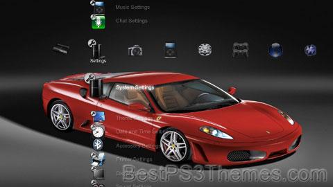 Ferrari Theme 5