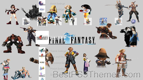 Final Fantasy Collection Theme
