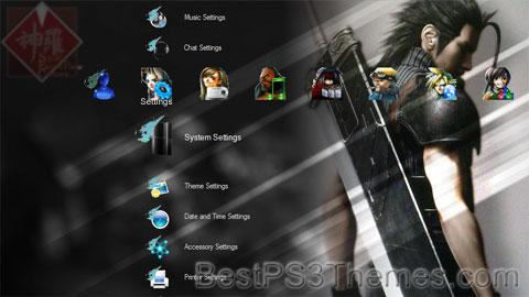 Final Fantasy VII Theme 8