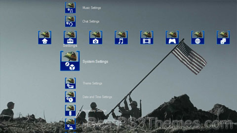 Flags of Our Fathers Theme