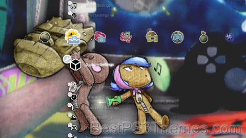 fnooks' LittleBig Theme