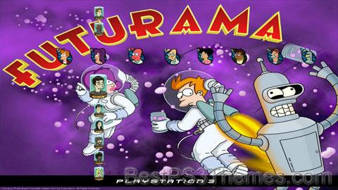 Futurama 2.0 Theme