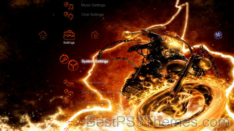 Ghost Rider Theme 3