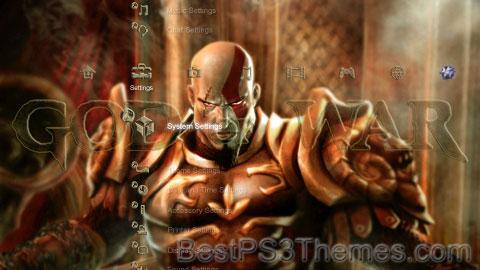 God Armor Theme