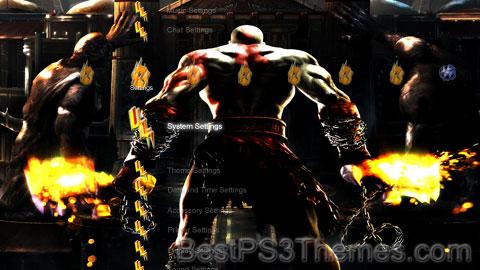God Of War Theme 8