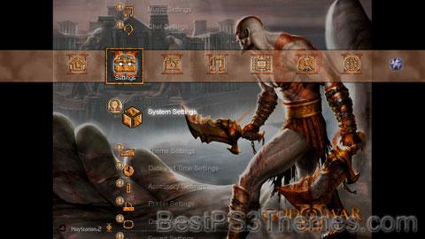 God of War II Theme