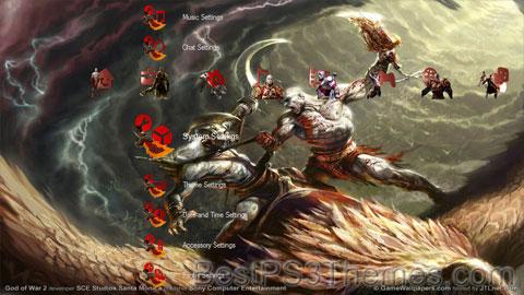 God of War v2 Theme