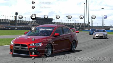 Gran Turismo 5 Theme 3