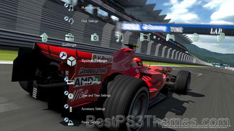 Gran Turismo F1 Theme