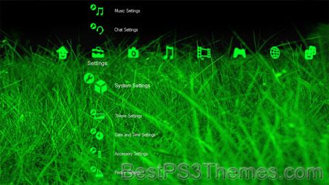 Green Theme 2