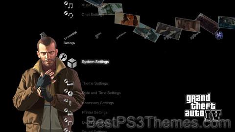 Grand Theft Auto 4 Theme 24