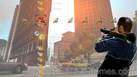 GTA4 - Pigeon Killer Theme