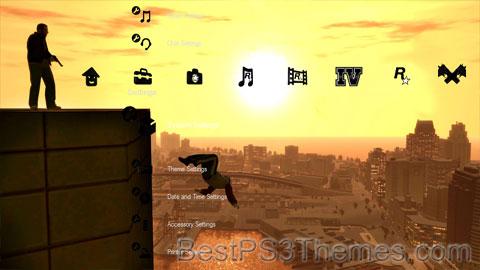 GTA4/RockStar Theme