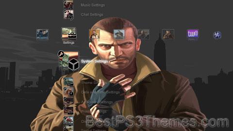 Grand Theft Auto IV 2.4 Theme