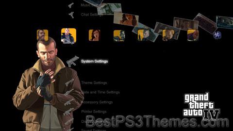 Grand Theft Auto IV Theme 23