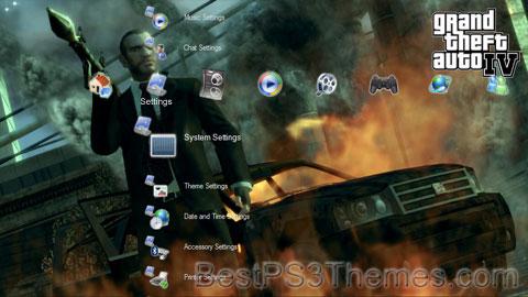 Grand Theft Auto IV Vista Theme