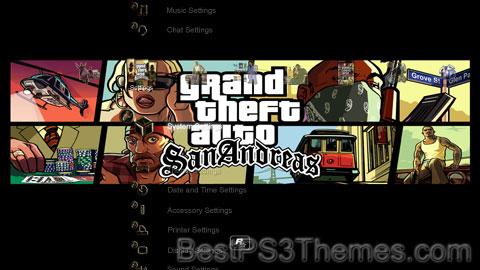 GTA San Andreas Theme