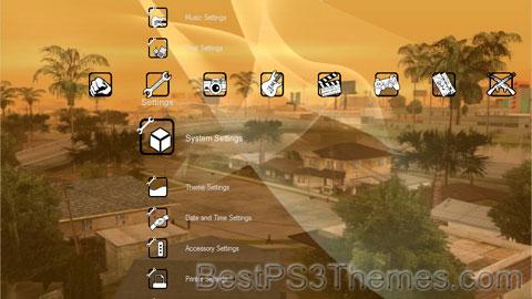 GTA San Andreas (SD) Theme