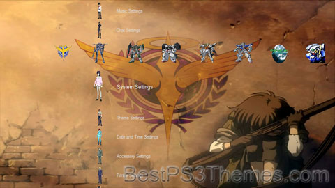 Gundam00 V2 Theme