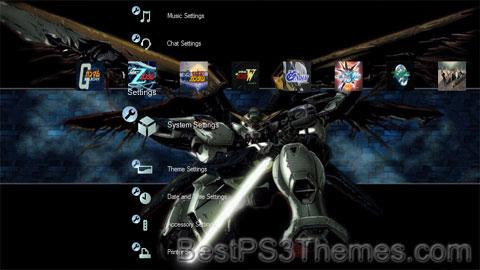 Gundam best ps3 themes 1 background voltagebd Gallery