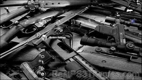Guns, Guns, Guns!!!!! Theme
