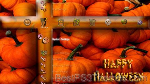 Halloween 2008 Theme