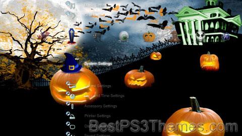 Halloween Theme 2