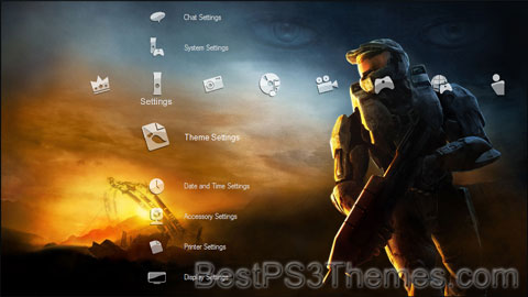 Halo 3 #3 | Best PS3 Themes