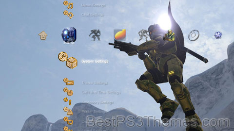 Halo 3 #4 | Best PS3 Themes