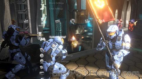 Halo 3 Resurrection | Best PS3 Themes