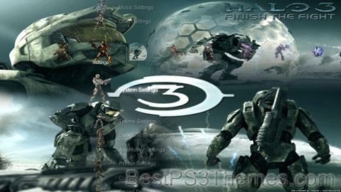 Halo Theme 2