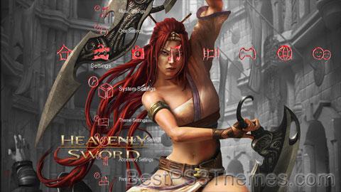 Heavenly Sword Theme 3