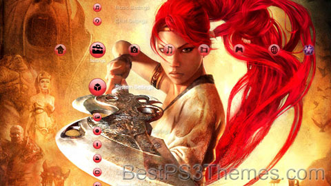 Heavenly Sword Theme 6